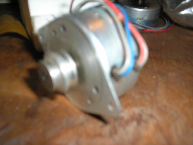 Parts 4322 010 02043 Philips Turntable Motor