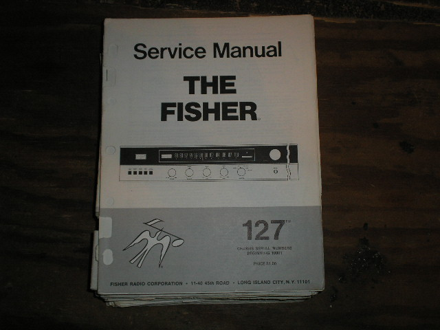 Fisher_127_Receiver_Service_Manual_for_S