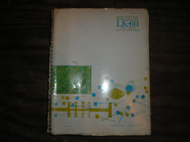 LK-60 Amplifier Assembly Manual