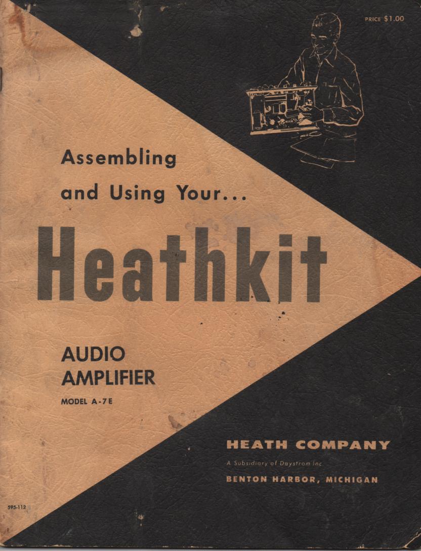 A-7E Amplifier Assembly Service Manual