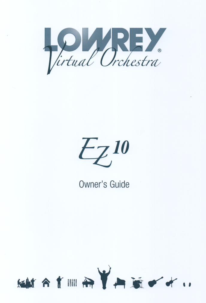 lowrey ez10 virtual orchestra organ owners manual Lowrey Genie Organ Manual Lowrey Organ Owner's Manual