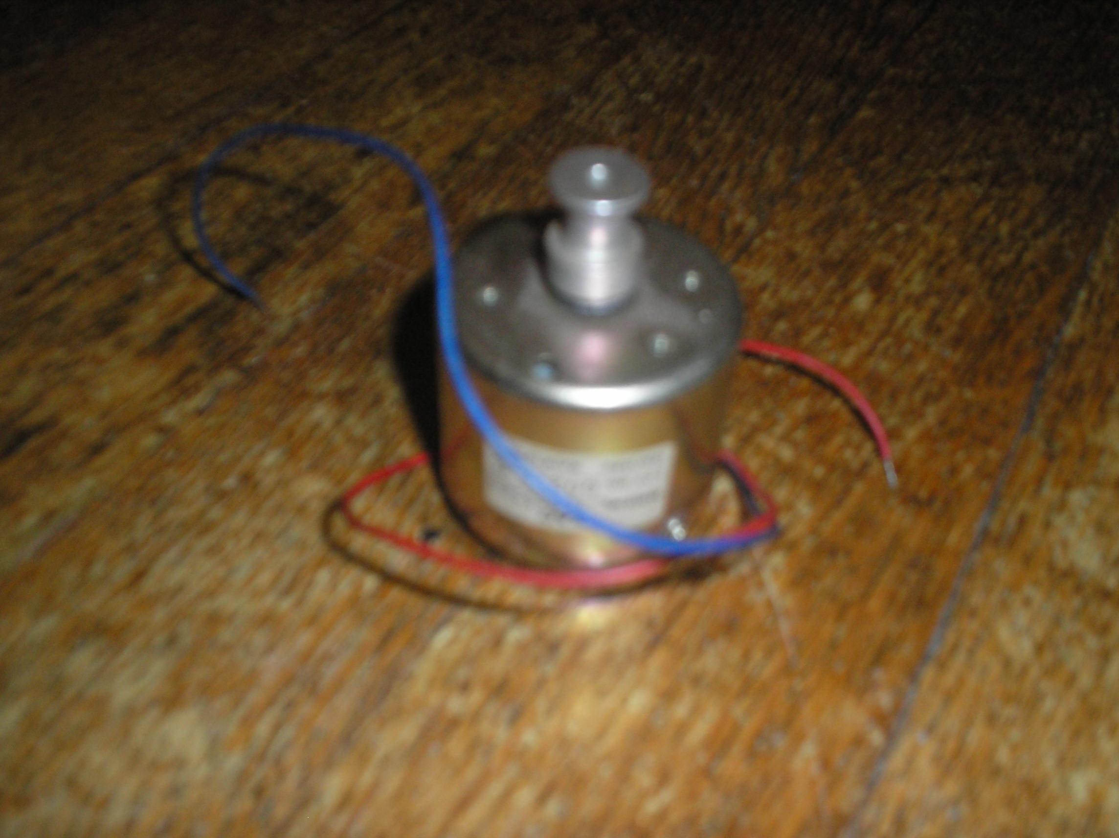Teac 71051260 Cassette Deck Motor