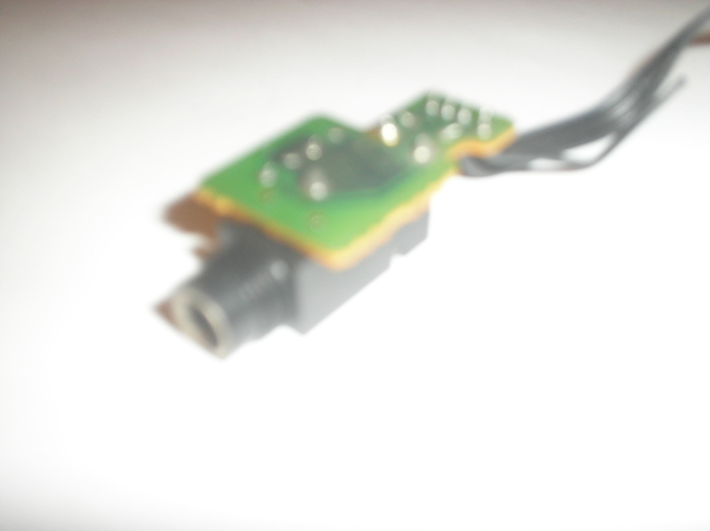 RS-T230 Headphone Jack Assy. item is used. Part number SJJ134B