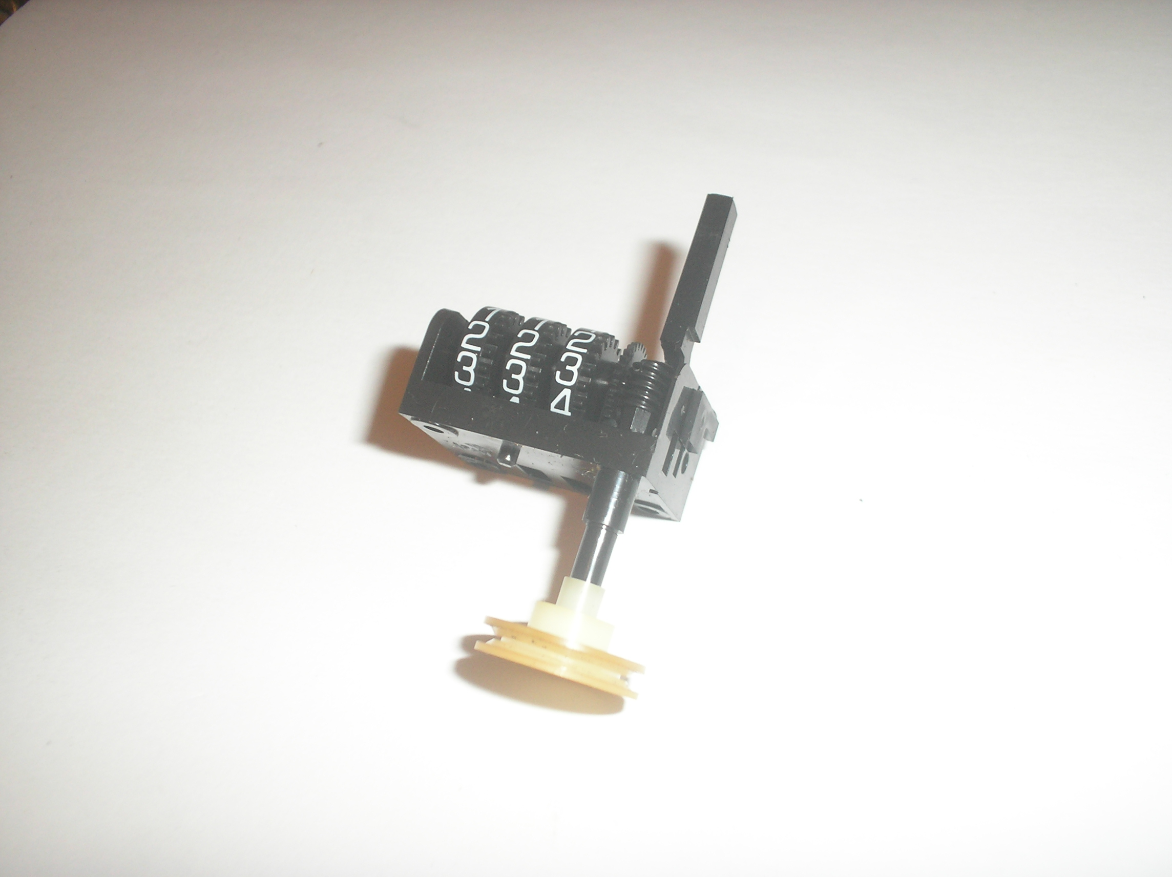RS-T230 Tape Counter Assy.  item is used. Technics part number 5LN32