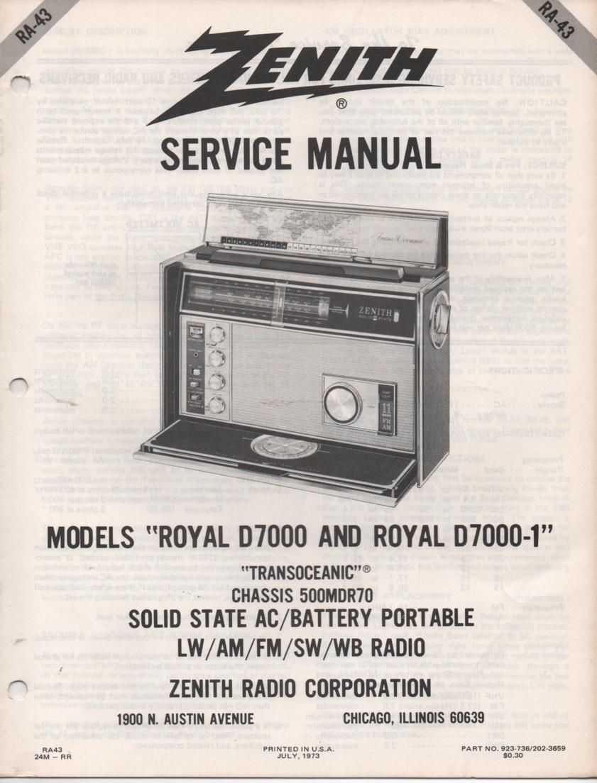Free Download Program Advent 7000 Service Manual